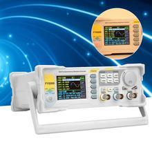 Генератор сигналов, цифровой дисплей, соотношение частот, аудио генератор сигналов fy6900 60 МГц, двухканальный DDS Частотомер