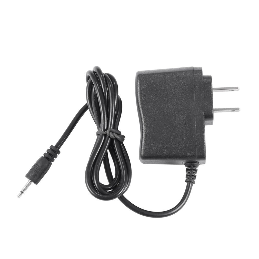 US Plug AC 100V 240V DC <font><b>9V</b></font> 1A Art Salon Manicure Tool Electric Nail Drill Machine Converter <font><b>Adapter</b></font> Adaptor Power Supply Black image