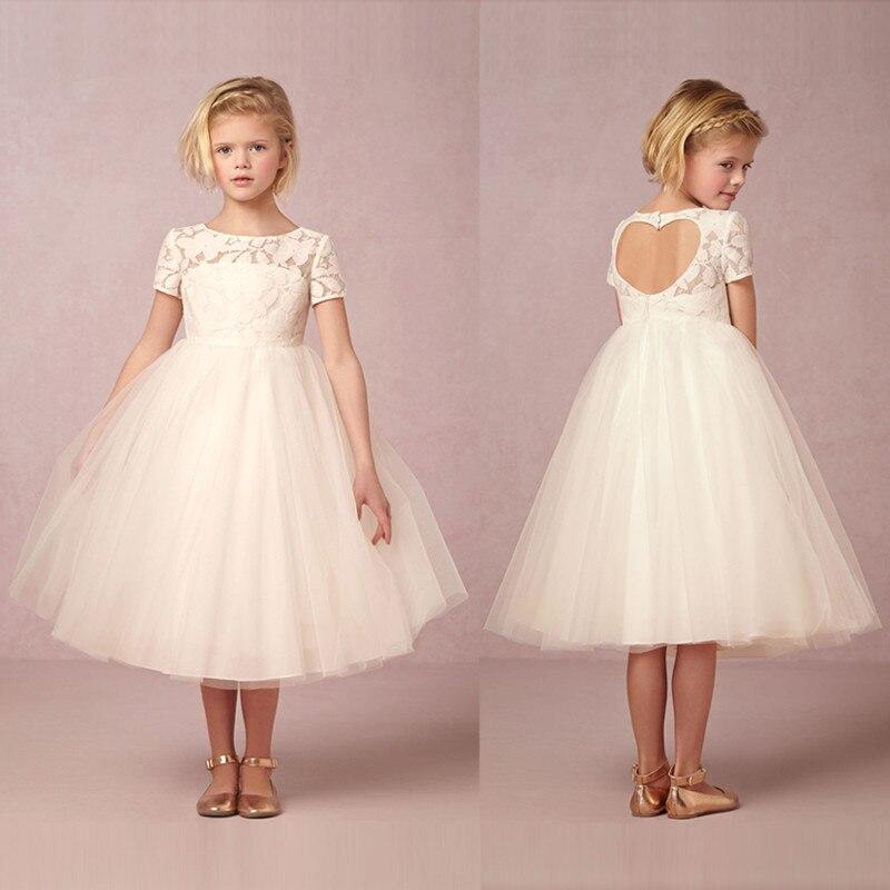 2016 new brand baby girls dress summer girls wedding dress for Baby dresses for weddings