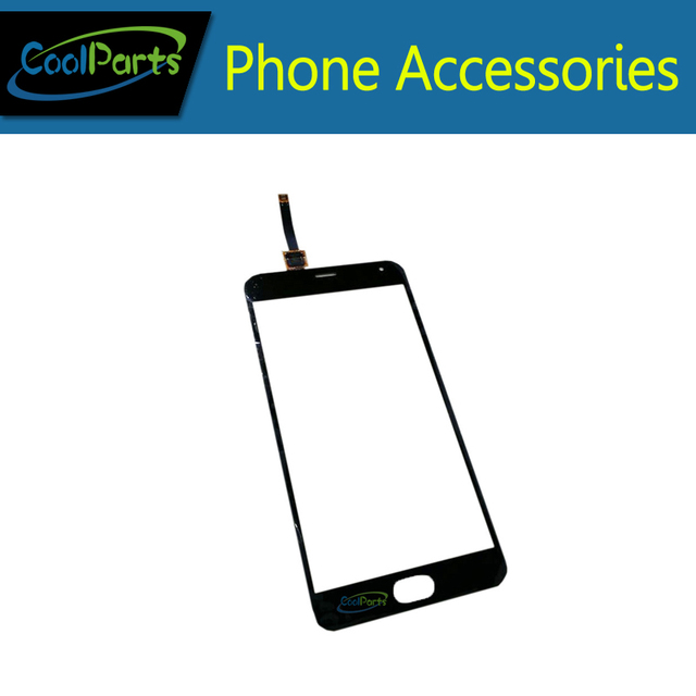 1PC/Lot High Quality Black Color For Meizu M2 Note 2 M571 Touch Screen Digitizer Touch Panel