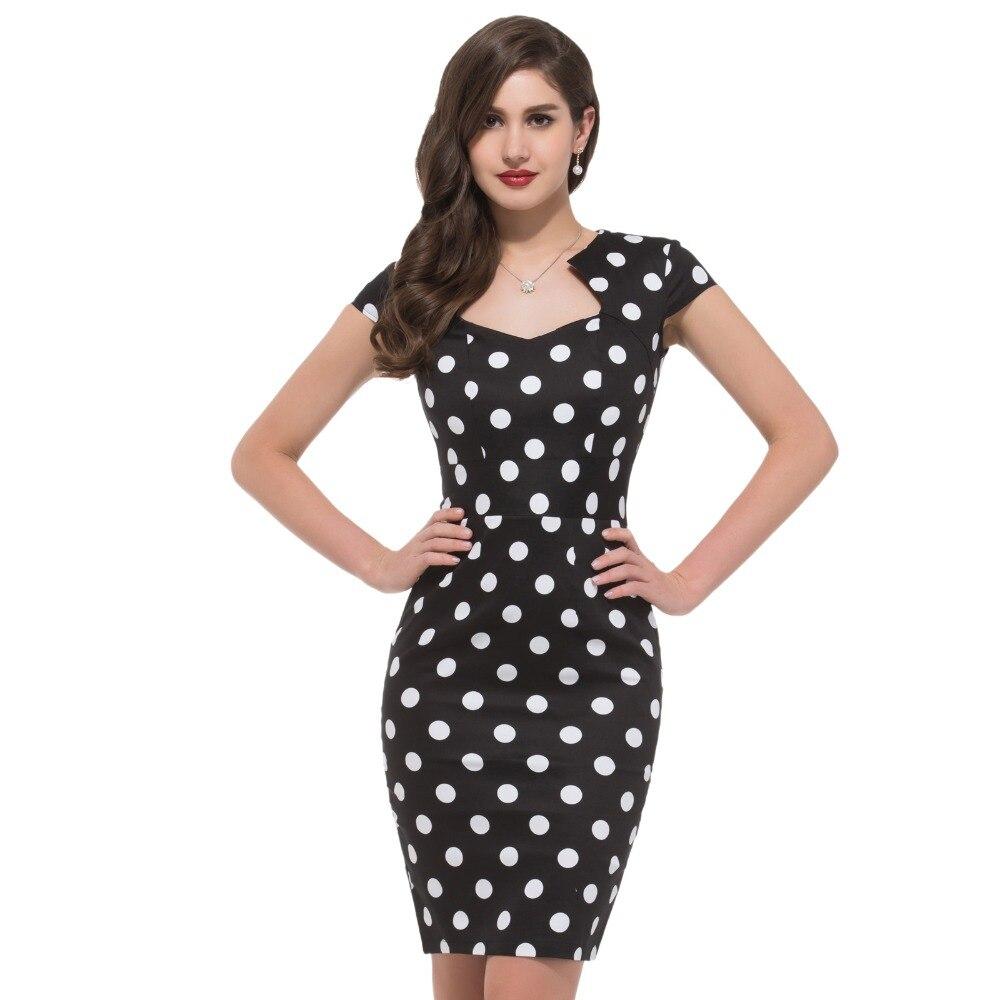 12944f8f369d3 floral body Retro Vintage dress elegant vestido de festa Cap Sleeve Cotton  Hip Wrap Bodycon Pencil