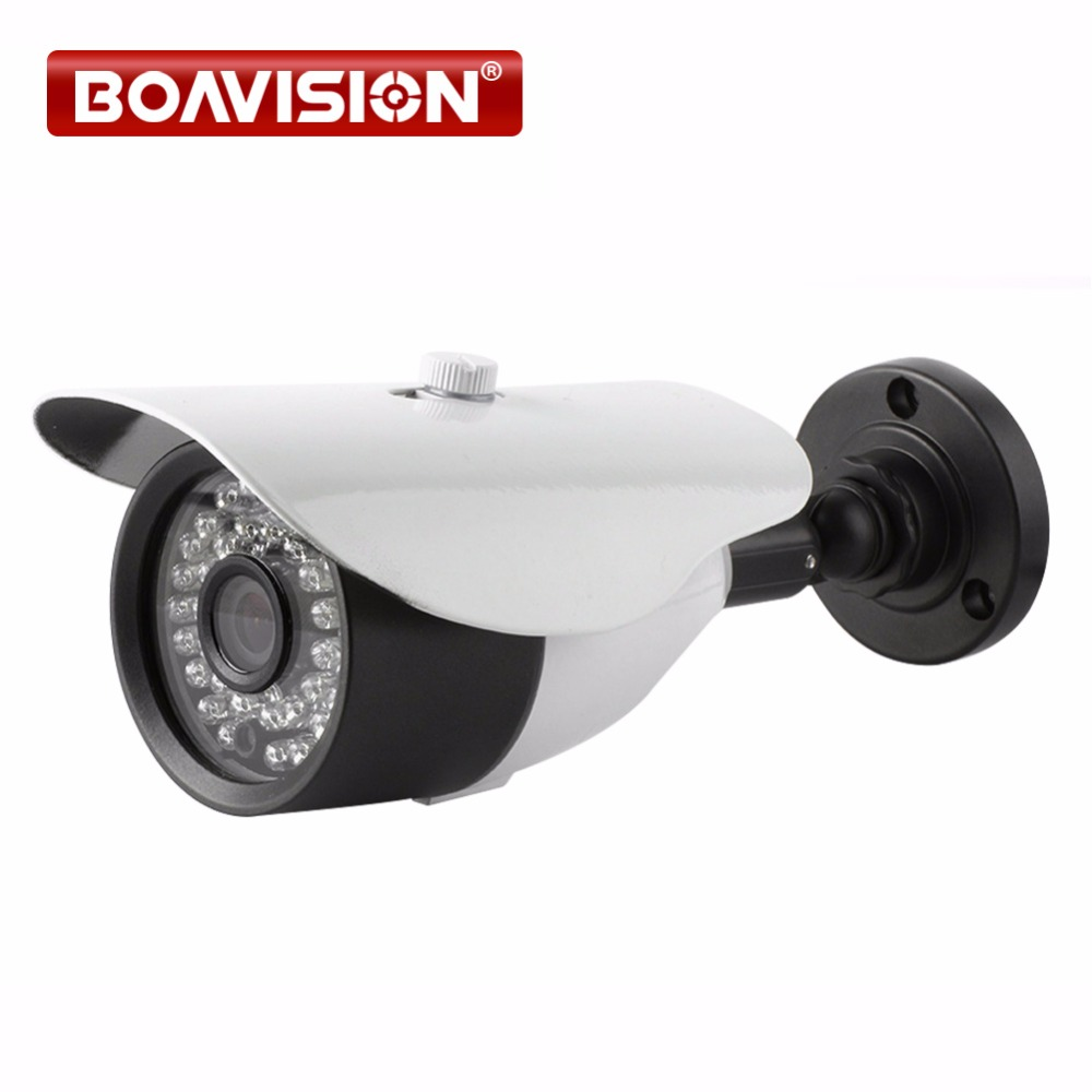 BOAVISION HD Waterproof POE 720P ONVIF IP Camera Outdoor Network Bullet Security CCTV Cameras 1.0MP IR 20M Night Vision outdoor 720p ip camera hd wireless wifi array ir night vision bullet onvif waterproof cctv security ip 1mp network web camera