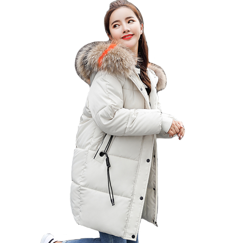 2019 New Arrival Winter Jacket Women Warm Thicken Outwear For Womens Winter Jackets Long Hooded Female Coat Long   Parka   Coats