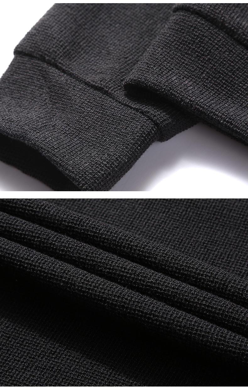 2019 New Fashion Hoodies Shirts Men Sweatshirts Male Solid Hoody Korean Styele O-Neck Autumn Spring Winter Brand Streetwears 10