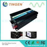 Pure Sine Wave Inverter 300W TEP 300W DC 24V input to AC output 110V/120V/220V/230V AU/US socket 300W power invertor
