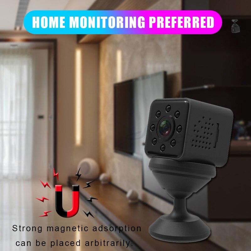 Image 2 - Roreta SQ23 HD WIFI mini Camera small cam 1080P video Sensor Night Vision Camcorder Micro Cameras DVR Recorder Camcorder SQ 23-in Mini Camcorders from Consumer Electronics
