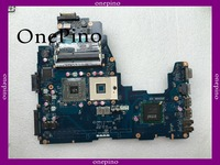 LA 6841P K000111590 fit for Toshiba C660 laptop motherboard DDR3 GL40 tested working