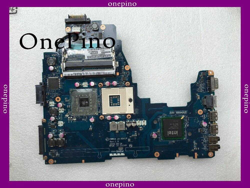 LA-6841P K000111590 fit per Toshiba C660 madre del computer portatile DDR3 GL40 testato lavoroLA-6841P K000111590 fit per Toshiba C660 madre del computer portatile DDR3 GL40 testato lavoro