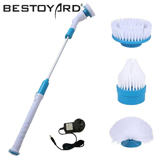 Tile Scrubber Cordless Power Scrubber