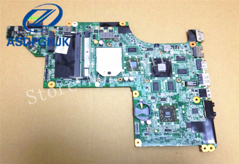 bilder für Laptop motherboard da0lx8mb6e1 605498-001 für hp für pavilion dv7 dv7t dv7-4000 ddr3 nicht integrierte motherboard