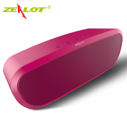 Original zealot s9 portable wireless bluetooth 4 0 speaker support tf card aux u disk fm.jpg 250x250
