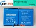 Batería 2400 mah 100% nuevo reemplazo doogee x5 x5s acumuladores para doogee x5 x5s accesorio del teléfono celular + en stock