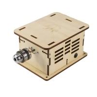 DIY Mini Multi Function Woodworking Bench Grinder Polisher Drilling Machine 12 24V DC