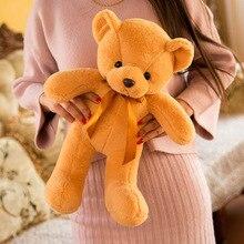 Cute Teddy Bear Doll Plush Toys Stuffed Animal Bear Plush Doll Children Toy Girls Ragdoll Valentine's Day Gifts ragdoll