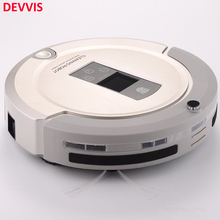 4 In 1 Multifunctional Vacuum Robot Cleaner (Sweep,Vacuum,Mop,Sterilize) Remote Controll,Stair Avoidance Detector,Schedule