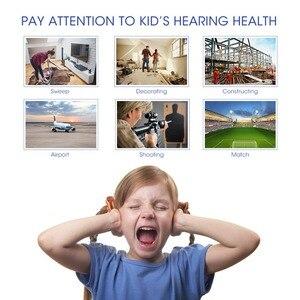 Image 4 - Mpow hp046 어린이 안전 귀 muffs 소음 감소 슈터 청력 보호 nrr 25db 어린이를위한 전문 소음 감소