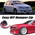 For TOYOTA Ipsum Picnic SportsVan Avensis Verso Front Bumper Lip / Spoiler For Car Tuning / Body Kit / Strip Skirt