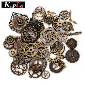 KUPLA Diy Pendant Charms for Jewelry Making 40 pieces/lot