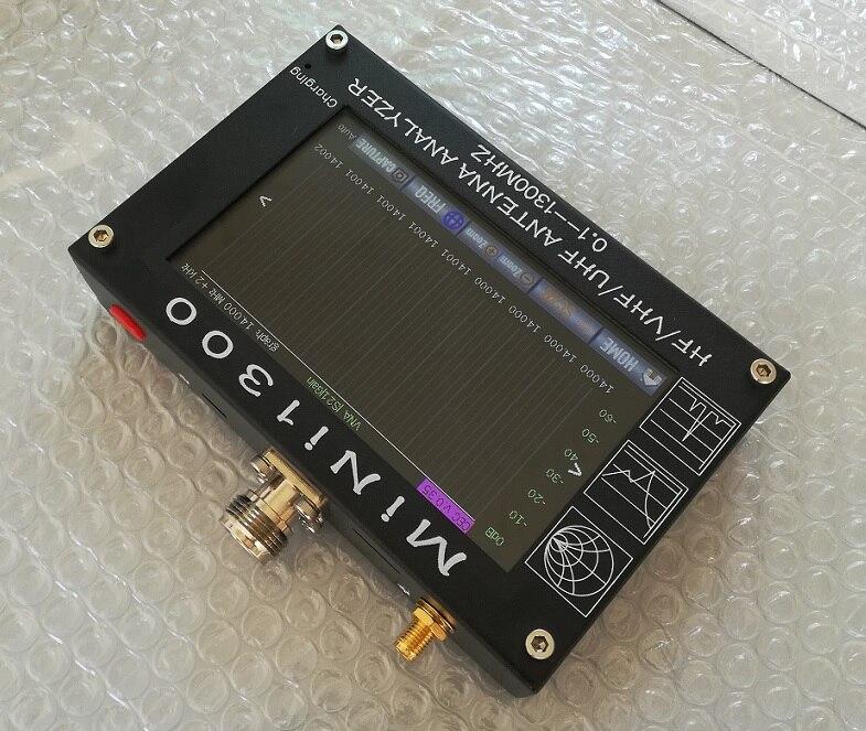 Analyseur d'antenne VNA à écran tactile pleine bande MINI1300