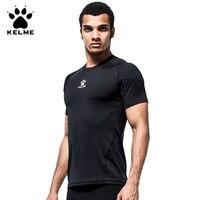 2017 homens do desenhador t-shirt do esporte camiseta lycra meias de compressão execução de fitness gym musculação crossfit sob tee tops de futebol