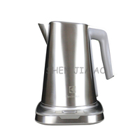 Household 304 stainless steel electric kettle 1.7L insulation temperature control electric kettle 220V 2000W 1PC Electric Kettles     -