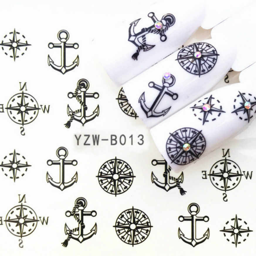 2018 HOT Ship's Anchor 1pcs Stone Nail Rhinestone Small Irregular Beads Manicure 3D Nail Art Decoration In Wheel Accessories #11