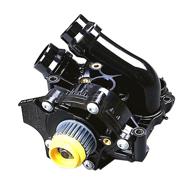 VW 1.8 T 2.0 T 06H121026 arrefecimento Do Motor da bomba de água despeje VW Golf Jetta Passat Tiguan Octavia A4 A5 06 H 121 026