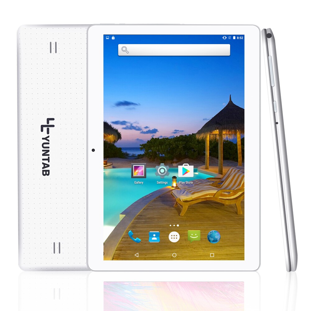 Yuntab K107 10.1 inch touch screen 3g tablets PC Android 5.1 cellphone Built with Dual Camera Unlocked Dual Sim Card SlotsYuntab K107 10.1 inch touch screen 3g tablets PC Android 5.1 cellphone Built with Dual Camera Unlocked Dual Sim Card Slots
