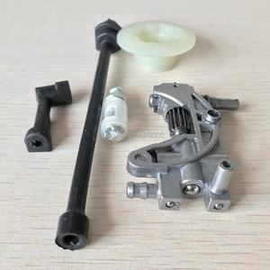 Image 5 - Olie Pomp Filter Pijp Slang Lijn worm Kit Voor Chinese 45CC 52CC 58CC 4500 5200 5800 Kettingzaag Onderdelen