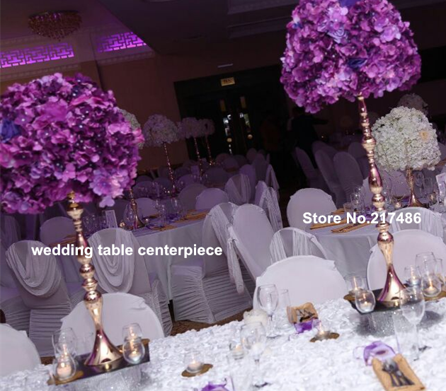 Wholesale small size wedding flower ball holder wedding road lead wholesale small size wedding flower ball holder wedding road lead wedding centerpiece metal stand high tall t stage decor in glow party supplies from home junglespirit Choice Image