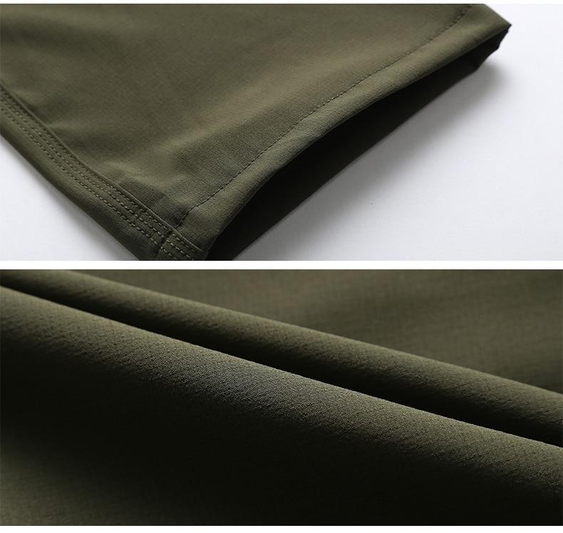 calças softshell ao ar livre à prova