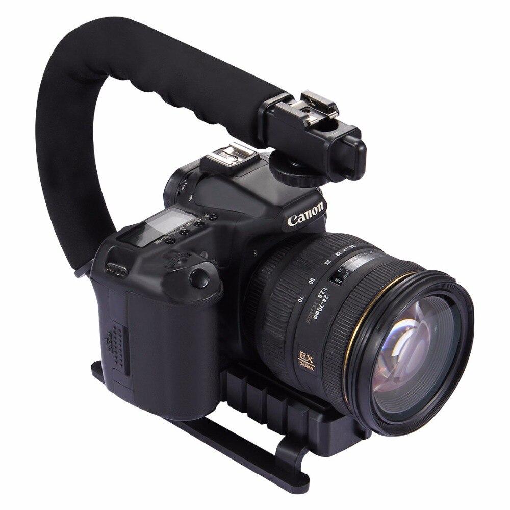 Stabilizing handheld gimbal for camera including Canon Nikon Sony Micro SLR DV Cameras 2