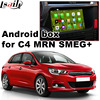 Android 6 0 GPS Navigation Box For Citroen C4 MRN SMEG System Video Interface Box Mirror
