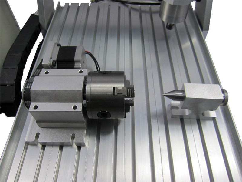 Cost-effective 4 axis cnc router 6090 1.5KW (9)