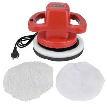10Inch 3000r/min 120W Car Electric Waxing Buffing Machine Auto Polisher Surface Cleaning EU Plug 230V Pulidora De Coche - DISCOUNT ITEM  20% OFF Automobiles & Motorcycles