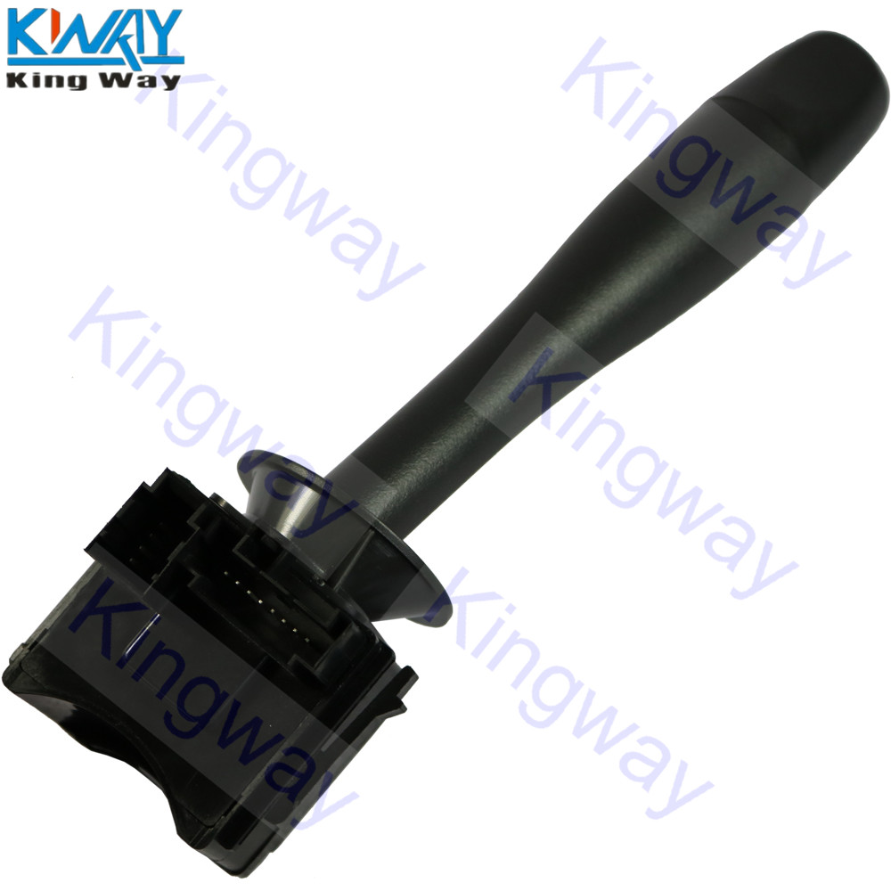 Free Shipping King Way Turn Signal Headlight Dimmer Switch Lever Arm For Chevrolet Malibu Pontiac G6 In Car Switches Relays From Automobiles Motorcycles