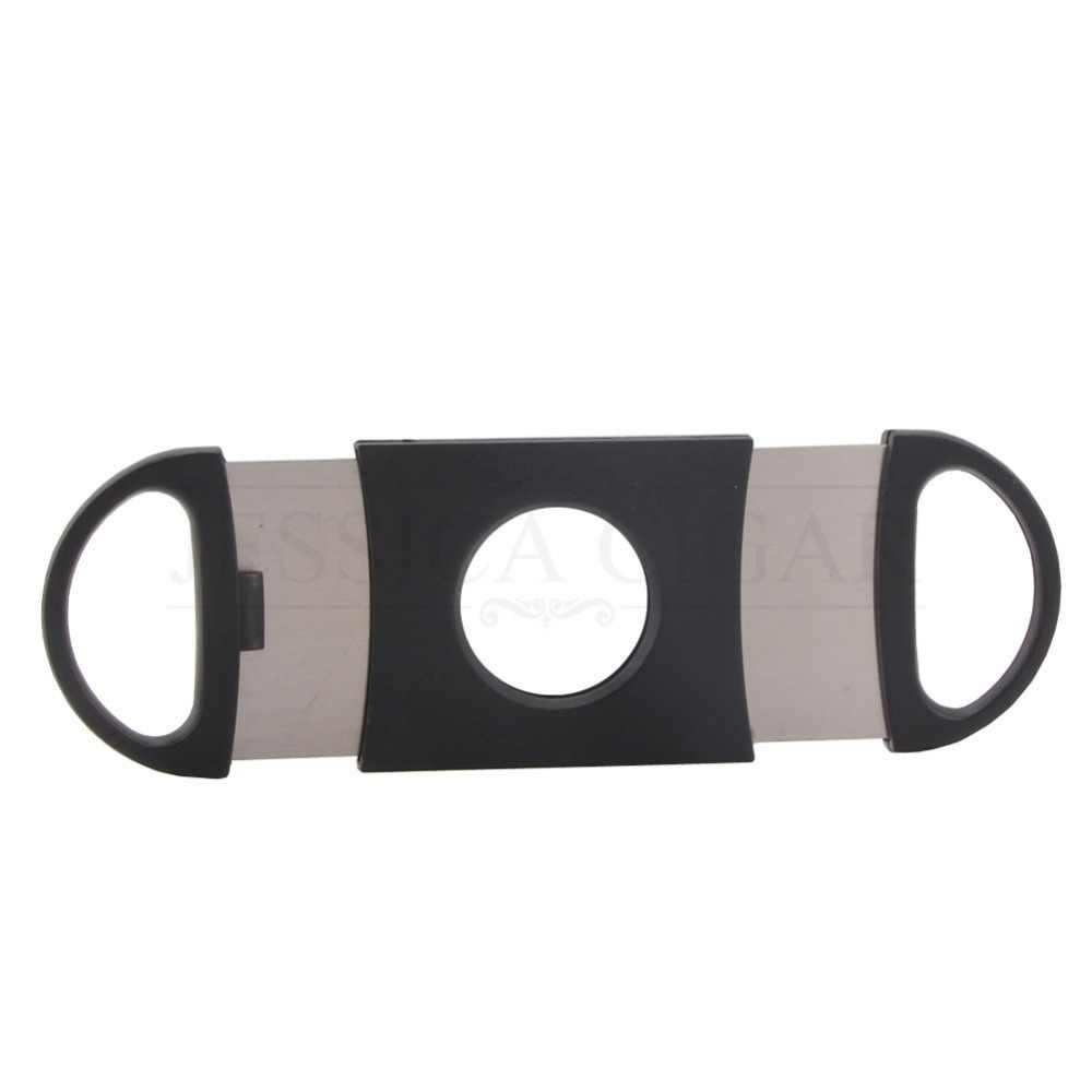Galinerシガーカッタープラスチックステンレス鋼の刃シガー切削工具プロシガーカッターギロチンフィットcohiba葉巻