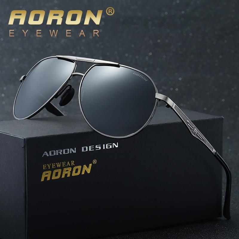 AORON - Gafas de sol - para hombre lgHBih262