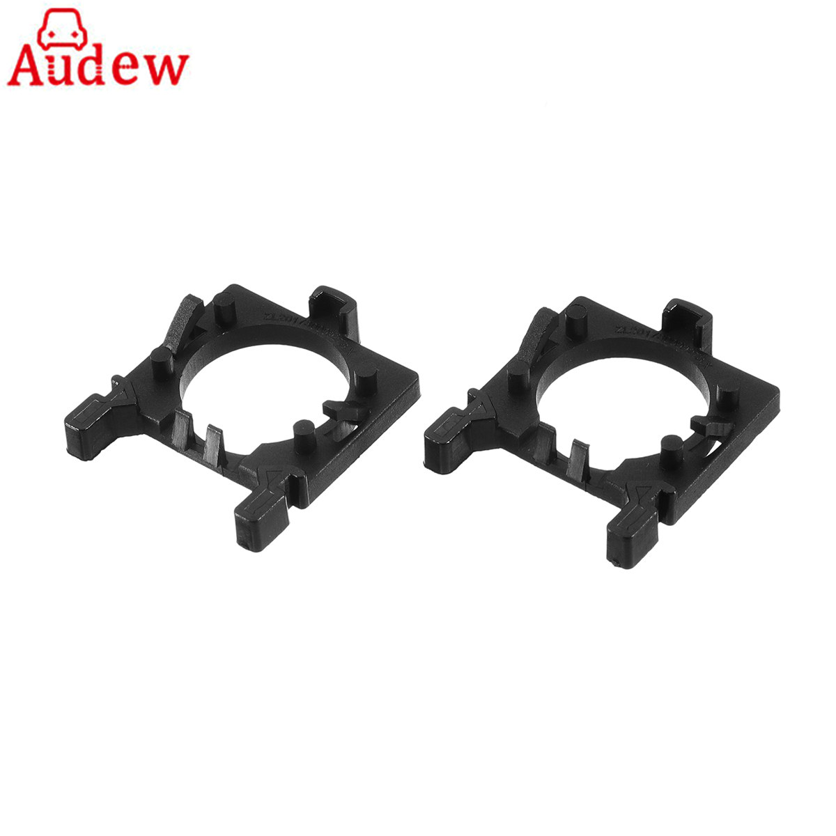 2pcs Auto LED Headlight H7 Bulbs Installation Adapter Holder Car Light Socket For Ford for Focus 3 / for Fiesta for Mondeo