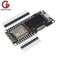 """0.96 Polegada display oled wemos esp8266 ESP 12F esp12f cp2102 placa de desenvolvimento wi fi sem fio micro usb 0.96 """"para arduino nodemcu Conectores Renovação da Casa -"""