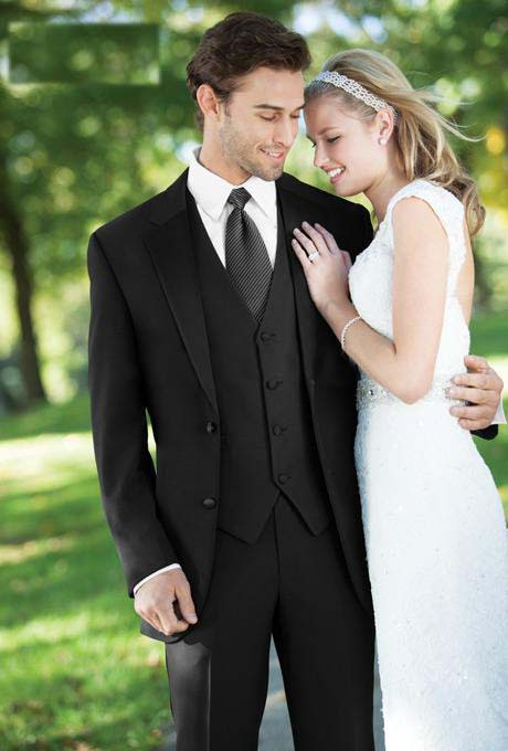 Groom Suit Wedding Suits For Men Black Mens Suits Wedding Groom Tuxedo,Business/Formal Cheap Groom Tuxedos