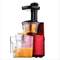 Автоматический медленный соковыжималка фрукты овощи цитрусовых низкая Скорость мультифункциональная соковыжималка молока фасоли машина