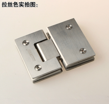 glass clamp,stainless steel hingel,glass door hinge(DG13301A) 90 degree shower door hinge solid copper spring hinges glass to wall fitting glass clamp dc 3041