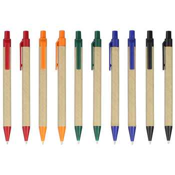 black color one side print for ECO pen - DISCOUNT ITEM  0% OFF All Category