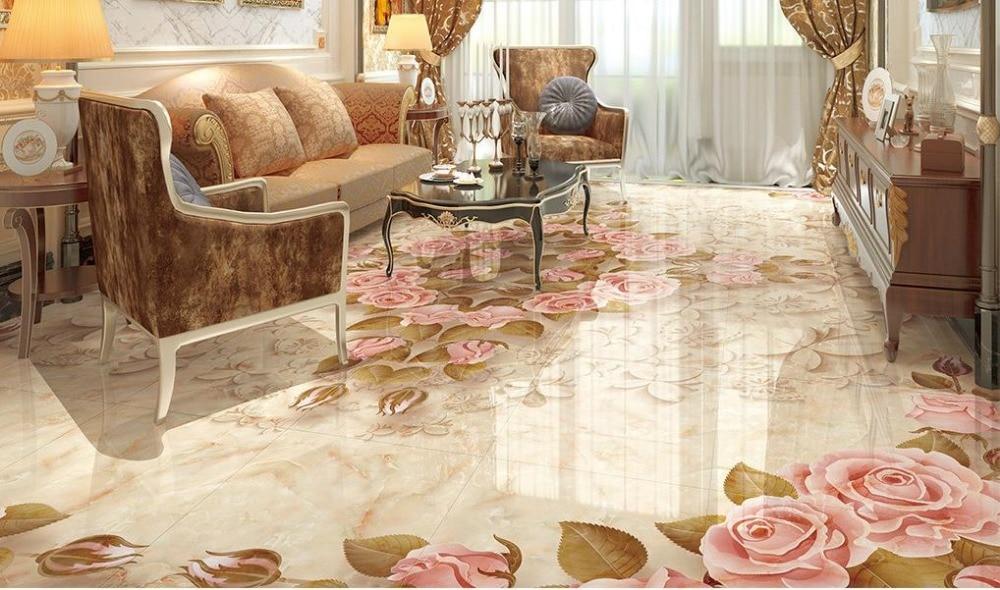 Custom 3d Floor Marble Mosaic 3d Wall Murals 3d Floor