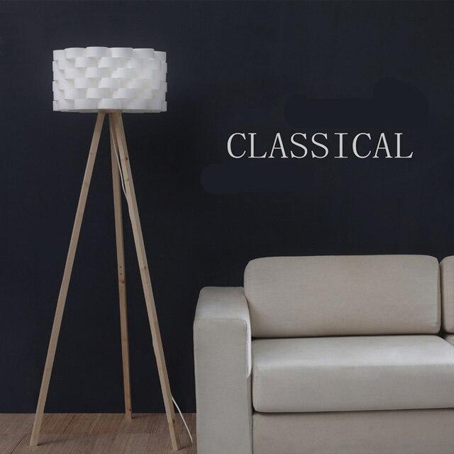 150 CM Kreative Umwelt Polypropylen Buche Boden Lampe Continental Wohnzimmer Stehleuchte