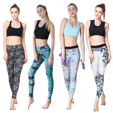 Yoga Sports Leggings For Women Sports Tight Mesh Yoga Leggings Comprehension Yoga Pants Women Running Tights