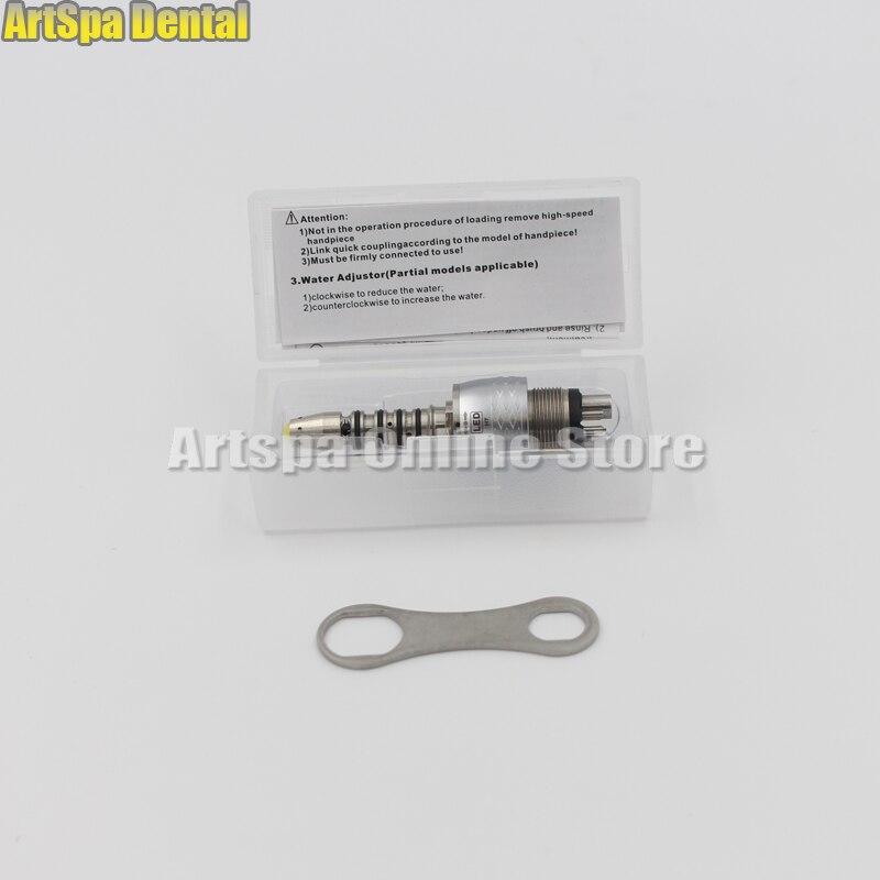 Sirona Dental Тип LED Волокно оптическое быстрое соединение подходит для Sirona наконечника