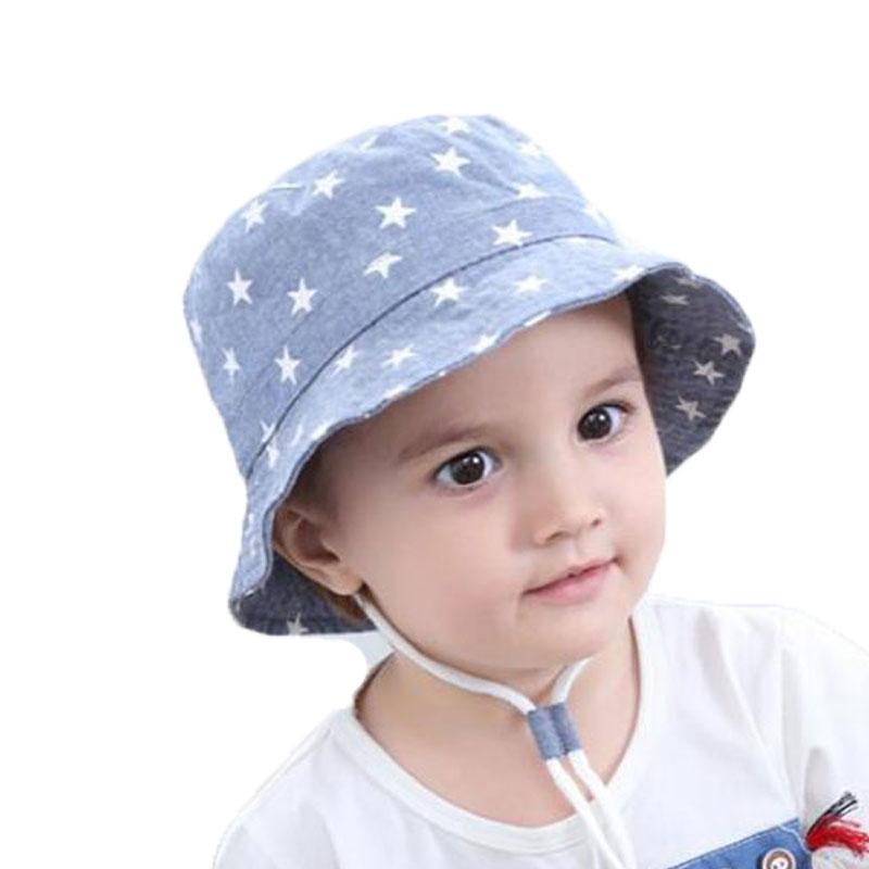 Child Bucket Hat Unisex Denim Fisherman Cap Outdoor Beach Hat Drawstring  Adjust M4252 Boys Girl Kids Child Cap Bucket Hat-in Bucket Hats from  Apparel ... a05cc18abd0c