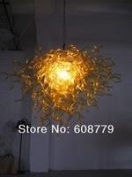 Interior Casa Decorativo K9 Âmbar Candelabro de Cristal Em Amarelo|amber chandeliers|amber crystal chandeliers|k9 crystal chandelier -